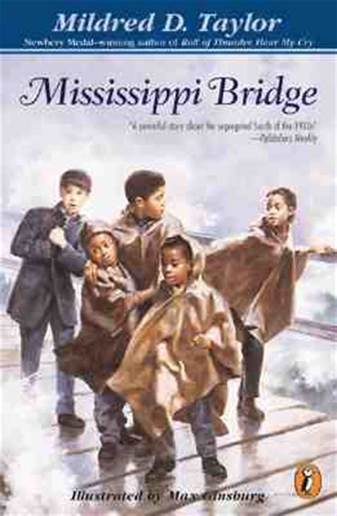 on the mississippi books mississippi bridge by mildred d reviews
