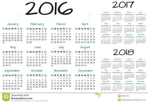 calendario de 2016 do iperj vetor ingl 234 s do calend 225 rio 2016 2017 2018 ilustra 231 227 o do