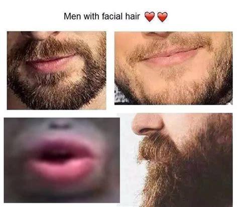 Facial Hair Meme - le monke know your meme