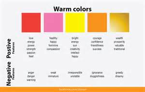 warm color definition zhooyified colours play an important in brand