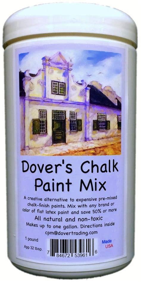 chalk paint mix dover s chalk paint powder mix 1 pound