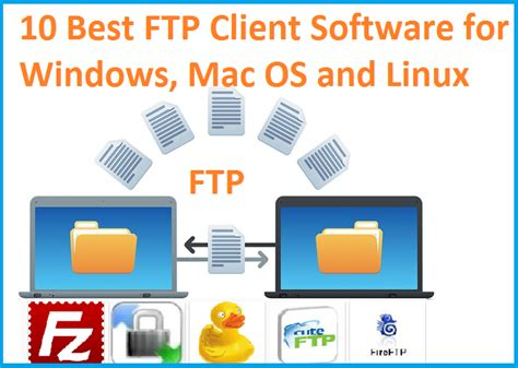 best windows ftp top 10 best ftp client software for windows mac x and linux