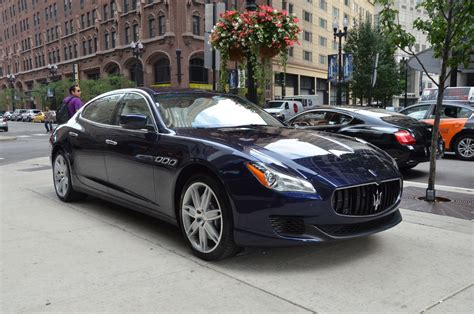 Maserati Sport Gt by 2014 Maserati Quattroporte Gts Sport Gt S Stock M148 S