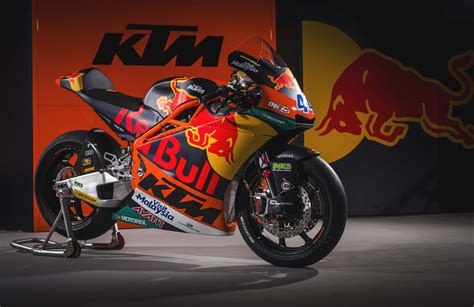 Ktm Racing Moody Photos Of The Ktm Moto2 Race Bike Asphalt Rubber