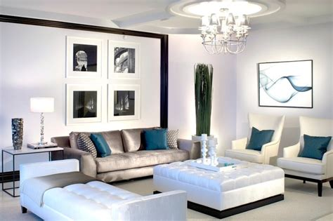 Miami Living Room by Interior Design Miami Beautiful Home Interiors