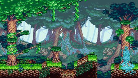House Maker 3d stage 1 main forest tiles pixeljoint com