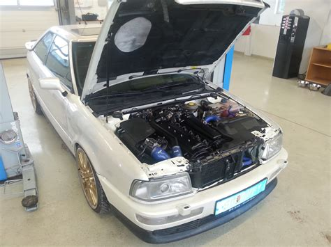 Audi S2 Aby by Audi S2 Aby Jk Turbotechnik