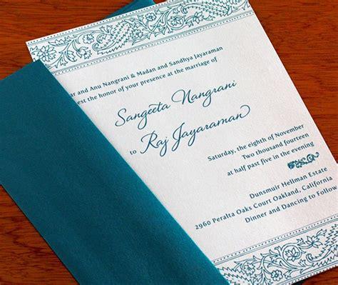 wedding invitation card printing india indian wedding invitation invitation style flat