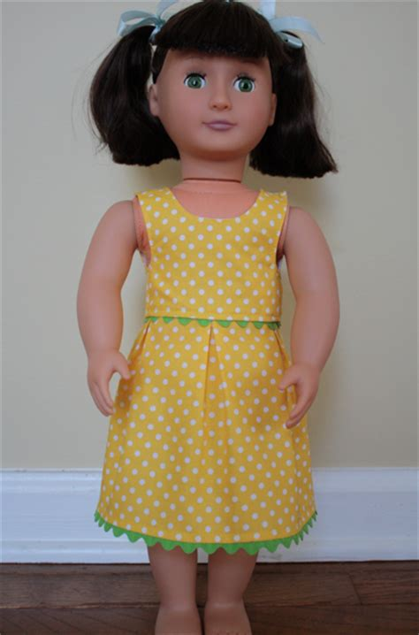 design doll full free 18 quot doll katie dress by sew like my mom craftsy