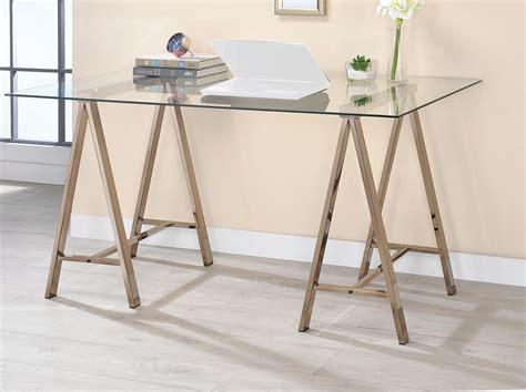 coaster furniture writing desk coaster 800898 writing desk chocolate chrome 800898 at