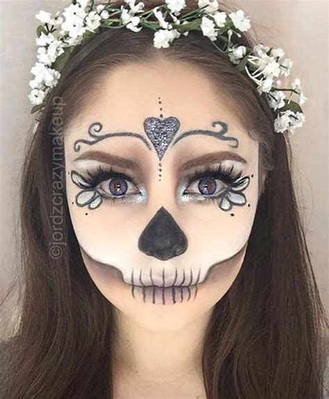 21 easy diy halloween makeup looks stayglam
