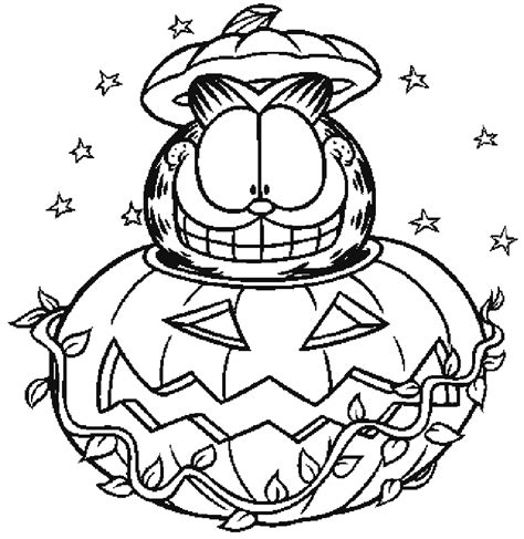 coloring pages garfield garfield coloring page coloring home