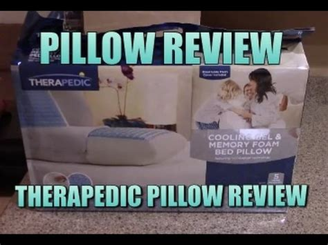 cooling gel pillow review memory foam pillow review bed