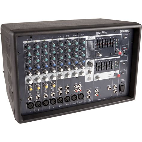 Power Mixer Yamaha Emx 512 yamaha emx 512sc 171 powermixer