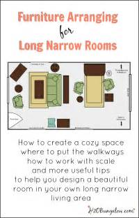 7 tips for arranging furniture in a narrow living room