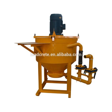 Mixer Cina factory made iso paddle mixer electric cement