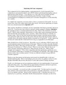 Marketing Plan Essay by Best Photos Of Marketing Plan Paper Exle Small Business Marketing Plan Sle Free Sle