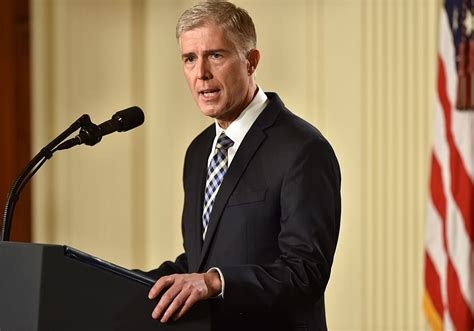 gorsuch the judge who speaks for himself books nominates neil gorsuch to supreme court pbs newshour