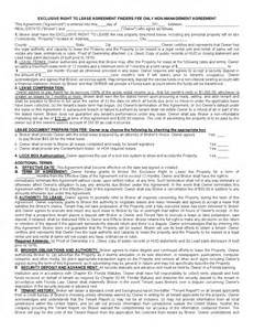 lease agreement template florida free rental lease agreement forms pdf template form