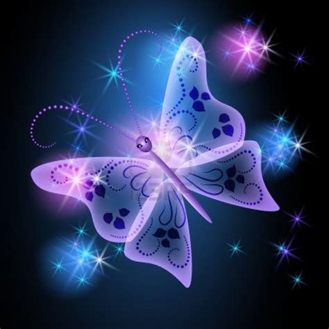 imagenes de mariposas que brillen image gallery hermosa mariposa de colores