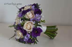 purple wedding bouquets wedding flowers s purple and lilac wedding flowers marwell hotel