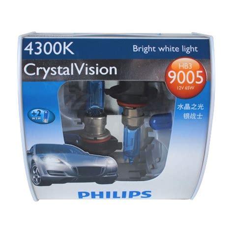 Lu Philips Untuk Mobil jual philips vision 4300k hb3 9005cv murah