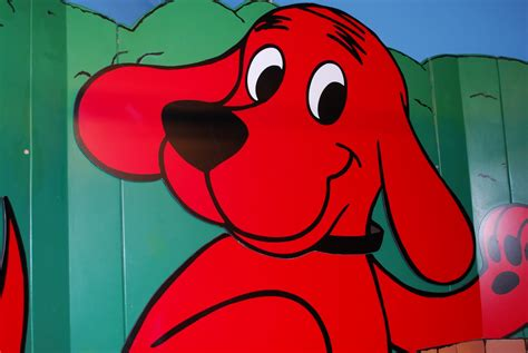 puppy clifford the big emily elizabeth clifford wallpaper