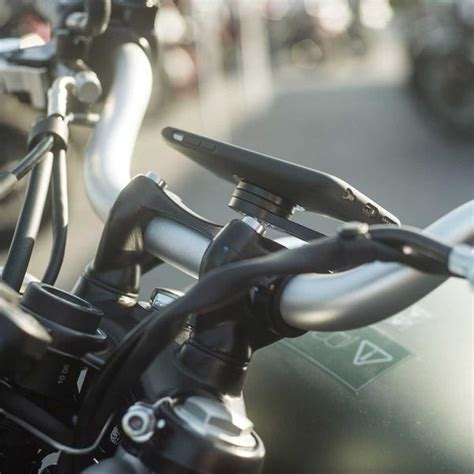 sp connect moto mount pro smartphone mounting system