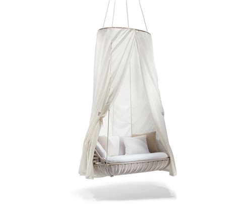 dedon swing canopy for swingus 2 seater swings from dedon architonic