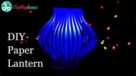 diwali paper lantern craft diy paper lanterns craft for diwali decoration