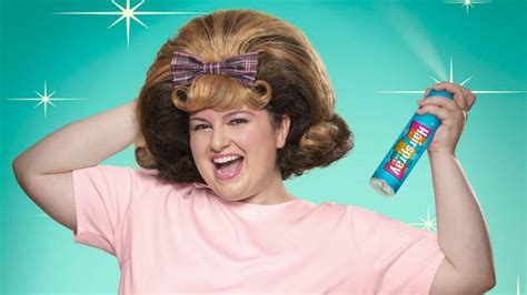 maddie singnature hair styles get the first look at the hairspray live stars in