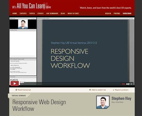 responsive design workflow la semaine en pixels 19 f 233 vrier 2016 st 233 phanie walter