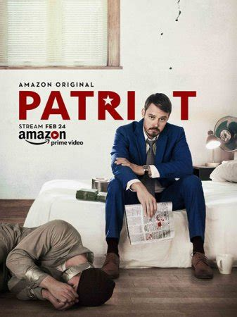 serial 15327 patriot 1 sezon 1
