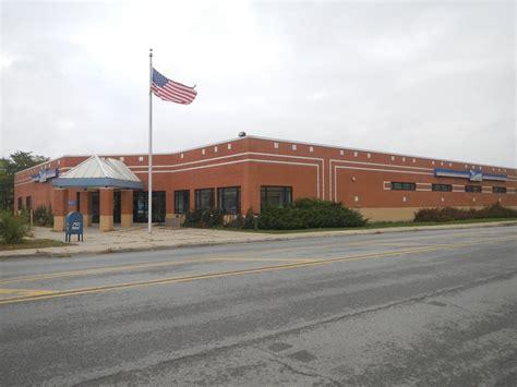 Oak Park Post Office by Oak Park South Station Illinois Post Office Post