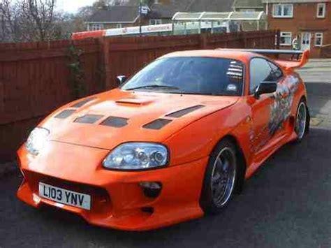 Orange Toyota Supra For Sale Orange 98 Supra