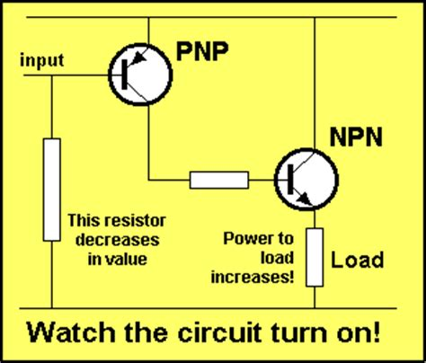 transistor how to use load talking electronics bec page 35