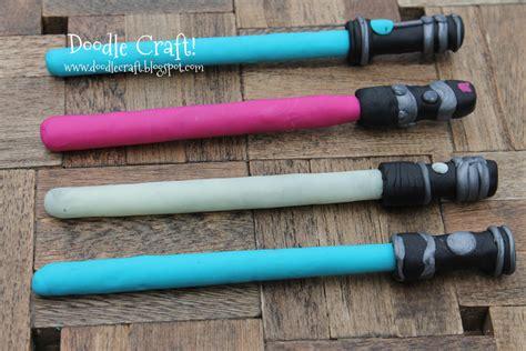 Light Saber Pencils by Doodlecraft Diy Lightsaber Pens