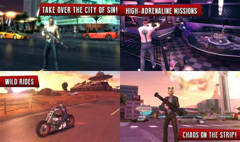 gangstar vegas data apk gangstar vegas apk sd data android