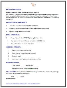 resume sles for computer engineering students freshers chartered accountant resume format freshers page 2 cv exles resume format