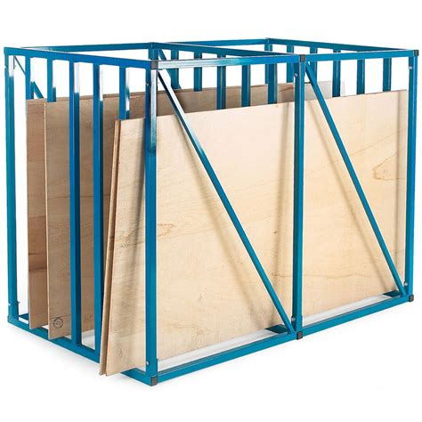 Vertical Sheet Rack by Vertical Sheet Rack With 6 Compartments Max 2 5m X 1 5m