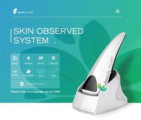 Alat Hair Dan Skin Analyzer skin moisture analyzer malaysia is what skin analyzer
