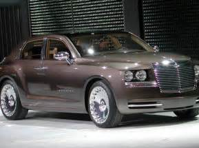 Chrysler Imperial Concept 112 06naias Chrysler Imperial Concept 02x Front Passenger