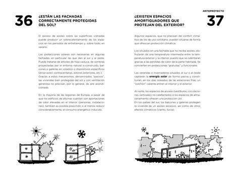 preguntas basicas de arquitectura 187 manual g g fant 225 stico manual del proyecto sostenible