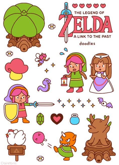 theme tumblr zelda clairetonic