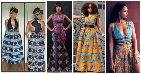 latest ankara free gowns opt for latest ankara maxi gowns styles for events
