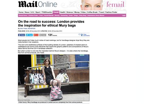 email online mury handbags in daily mail online november 2013
