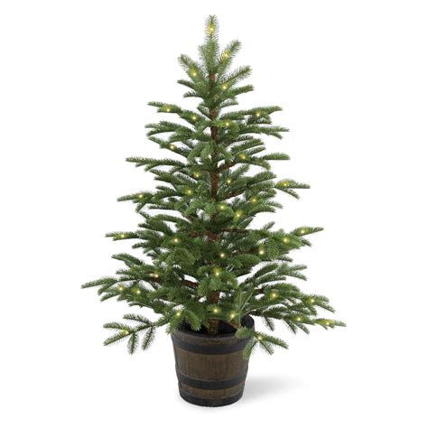 national tree company 4 ft feel real norwegian medium pre