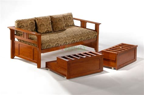 solid wood daybed with drawers night and day teddy roosevelt daybed with trundle guest
