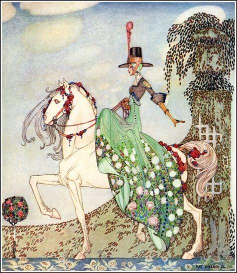 sparks kay nielsen vintage illustration