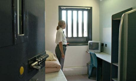 prison isnt working  women life  style
